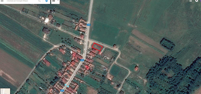 teren ciugud terenul de fotbal muntean